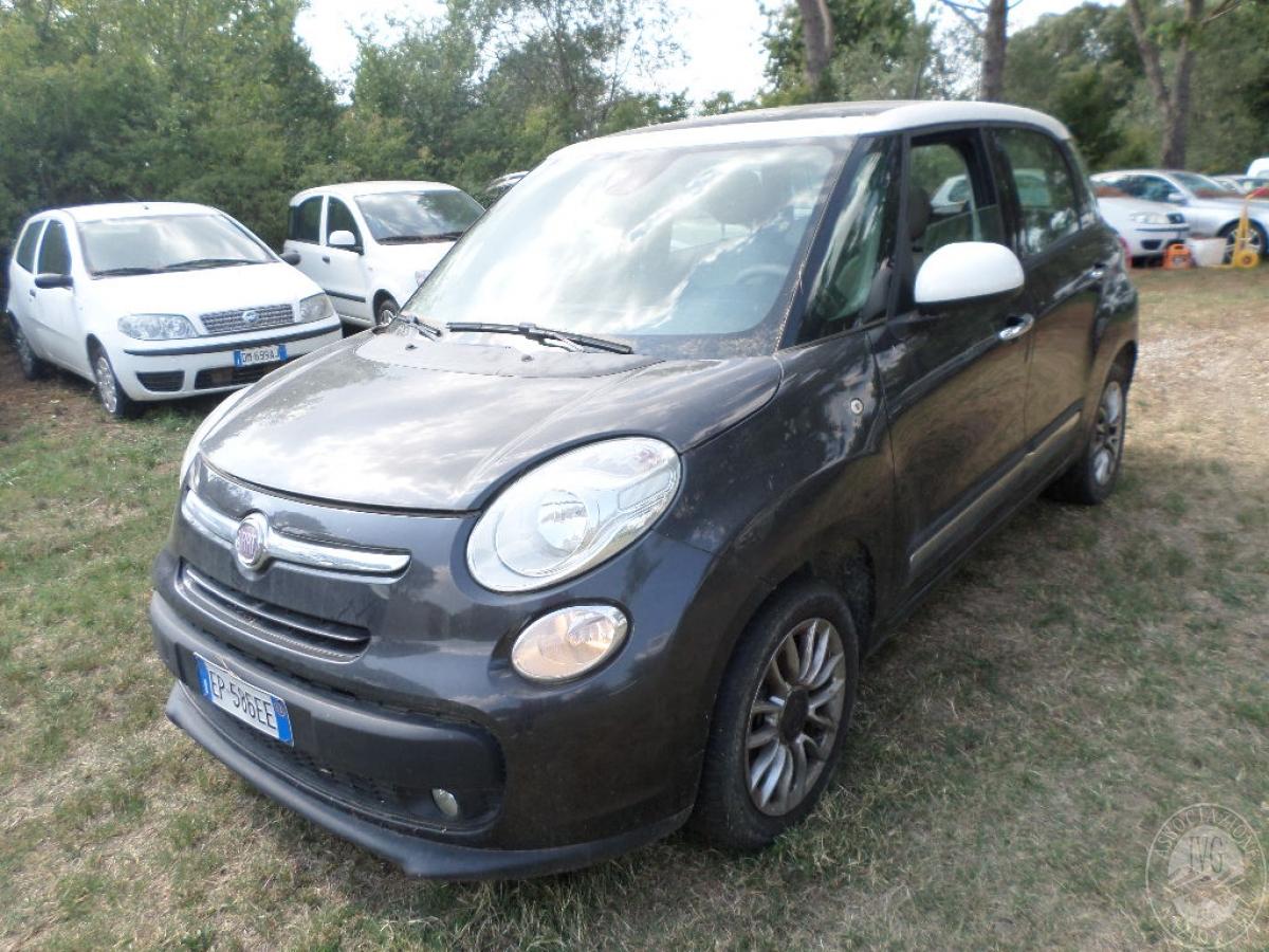 Fiat 500L anno 2013   GARA DI VENDITA 22 OTTOBRE 2021 0