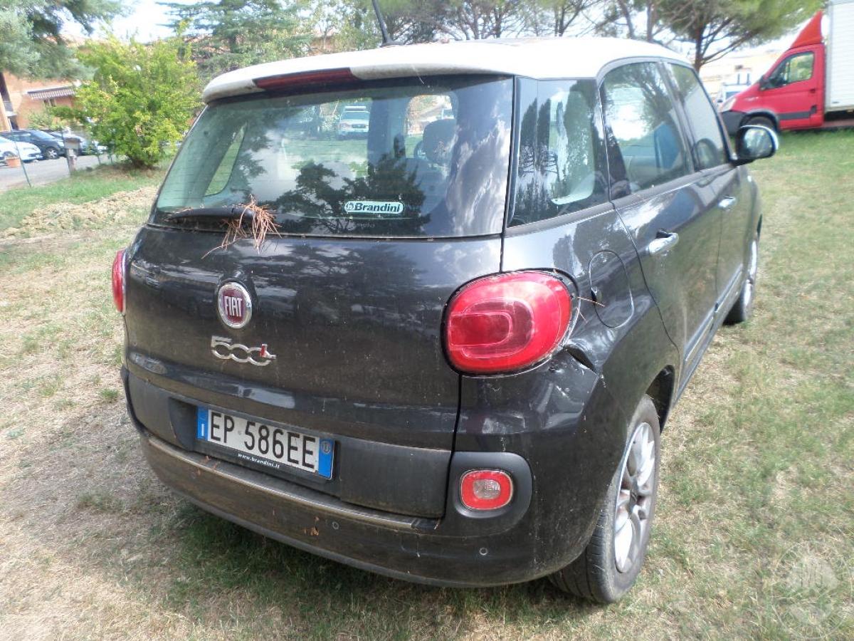 Fiat 500L anno 2013   GARA DI VENDITA 22 OTTOBRE 2021 4