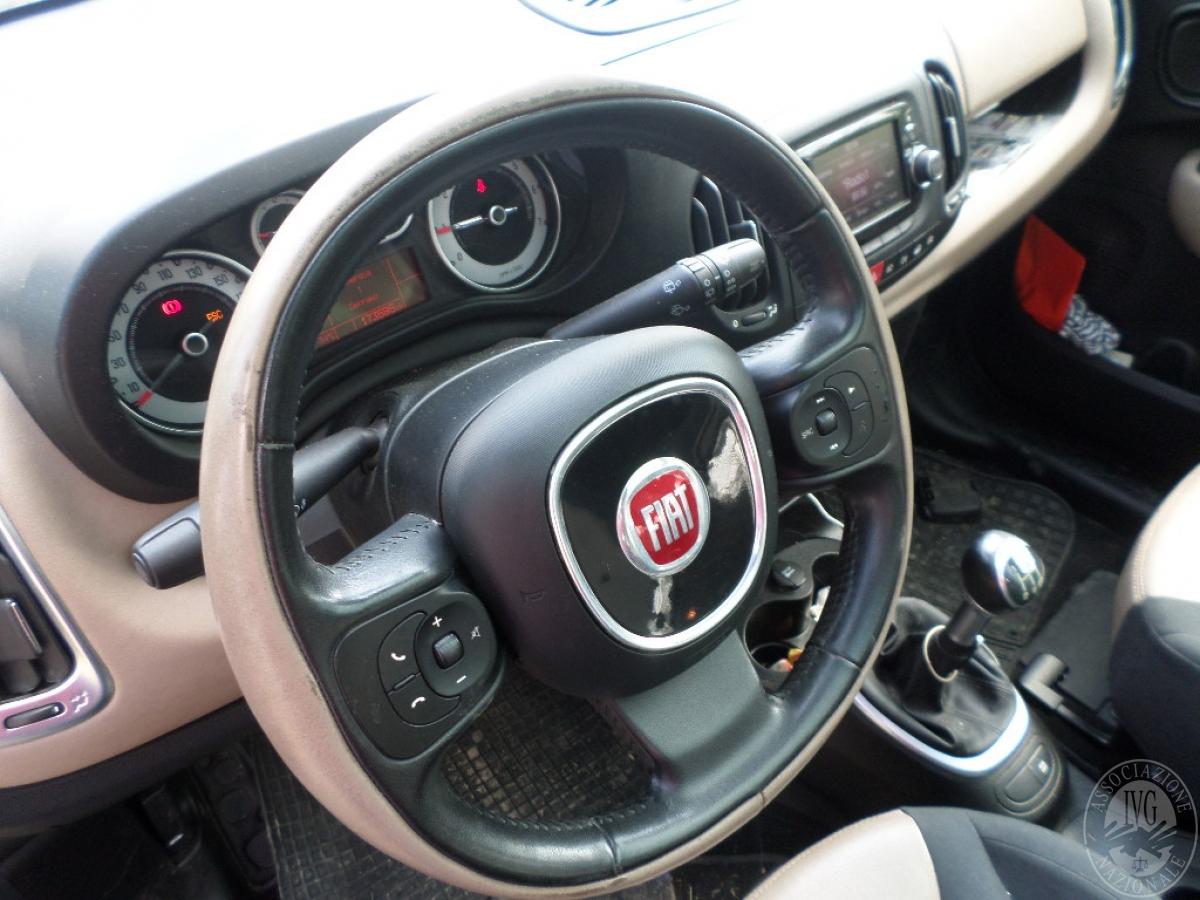 Fiat 500L anno 2013   GARA DI VENDITA 22 OTTOBRE 2021 9