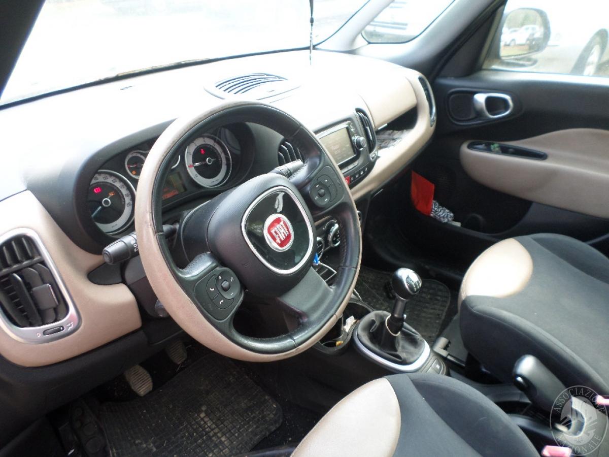 Fiat 500L anno 2013   GARA DI VENDITA 22 OTTOBRE 2021 8