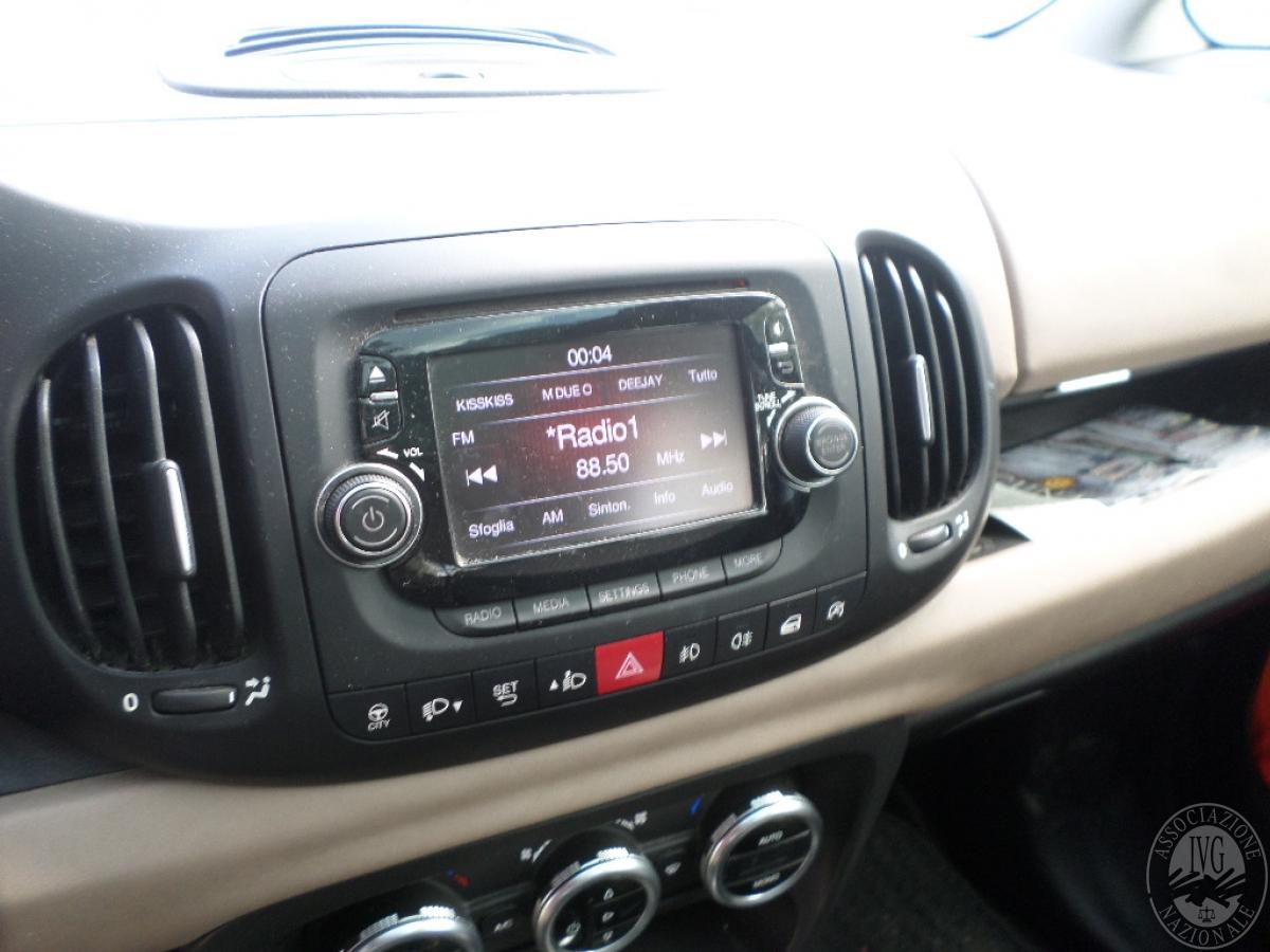 Fiat 500L anno 2013   GARA DI VENDITA 22 OTTOBRE 2021 10