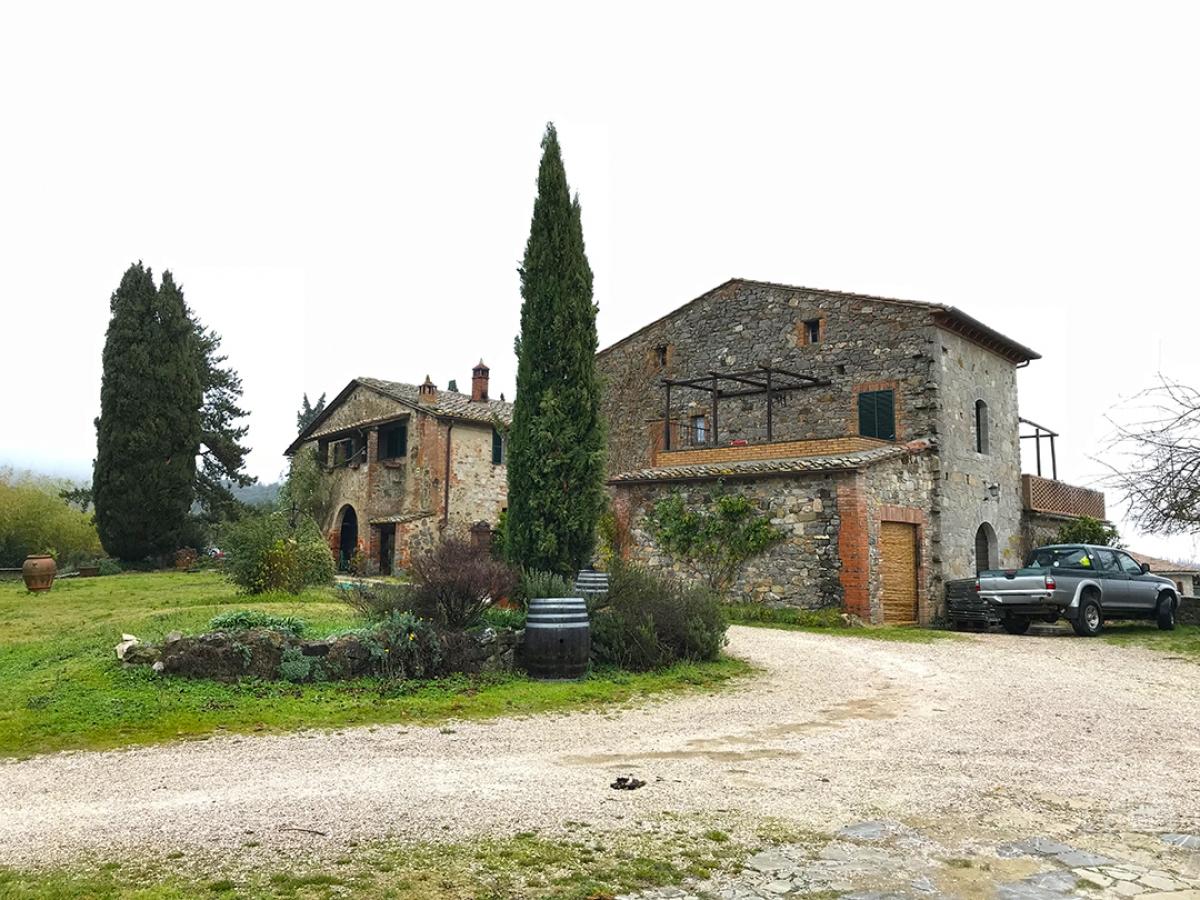 Podere e terreni a Castelnuovo Berardenga - Colle ai Lecci