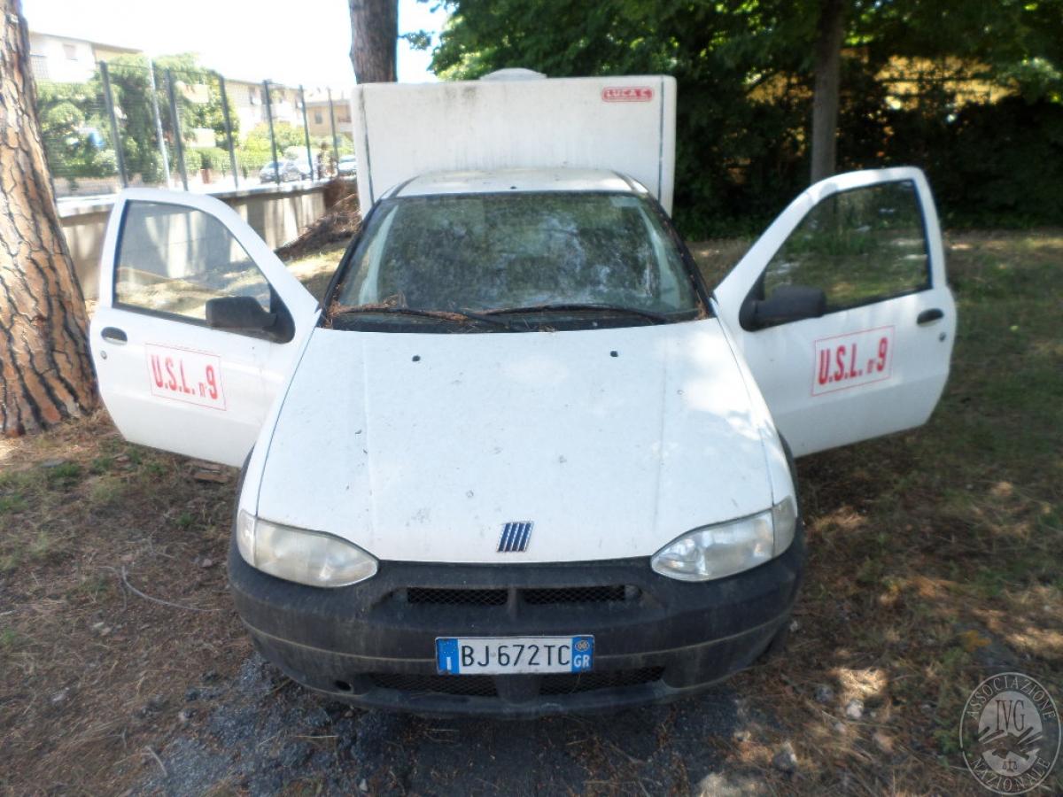 Autocarro Fiat Strada   GARA ONLINE 15 SETTEMBRE 2021