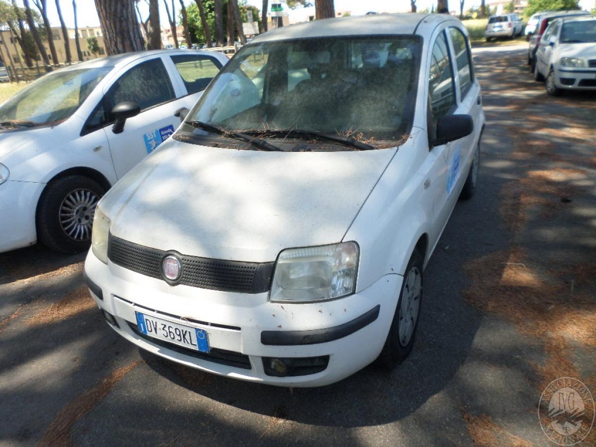 Autovettura Fiat Panda    GARA ONLINE 15 SETTEMBRE 2021