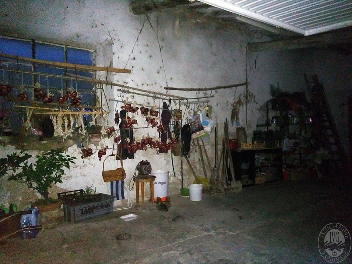 Appartamento, depositi, terreni a COLLE DI VAL D'ELSA in loc. San Martino in Lano 11