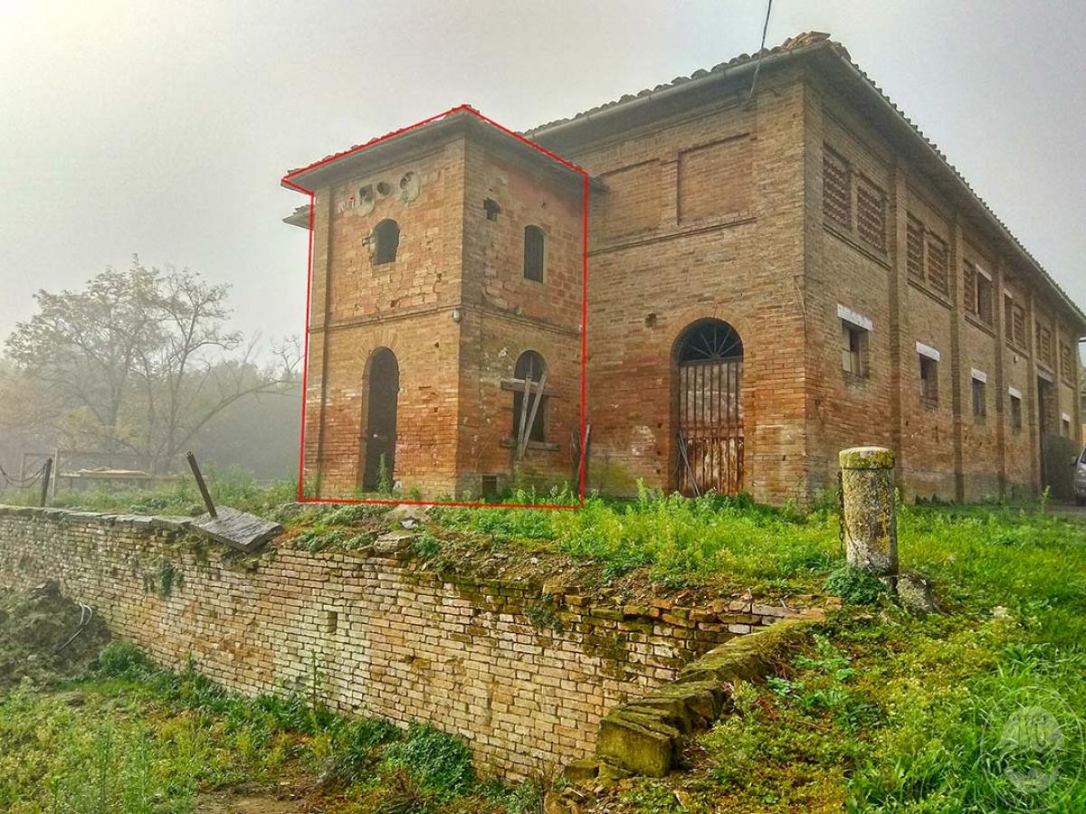 Deposito a Monteroni d'Arbia in loc. Curiano - Lotto 4