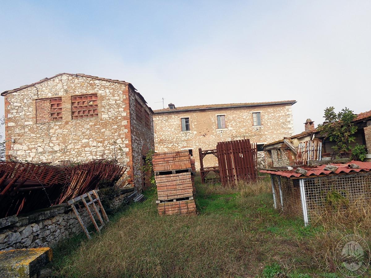 Appartamenti, magazzini, terreni ad ASCIANO in loc. Pianella 18