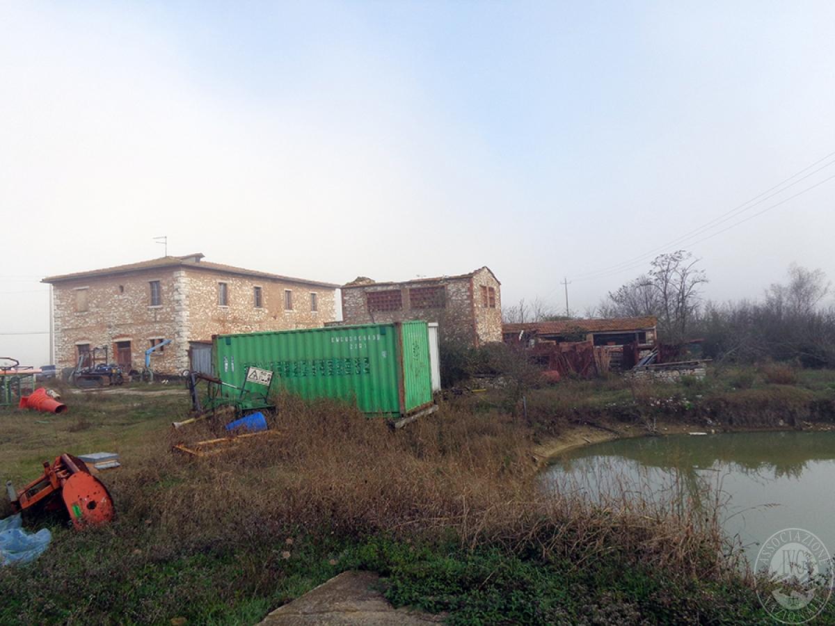 Appartamenti, magazzini, terreni ad ASCIANO in loc. Pianella 30