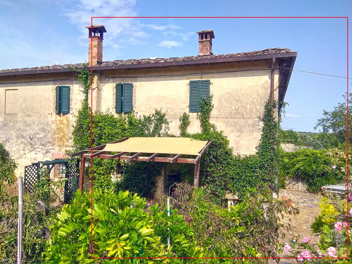 Appartamento in podere a Siena in loc. Lecceto