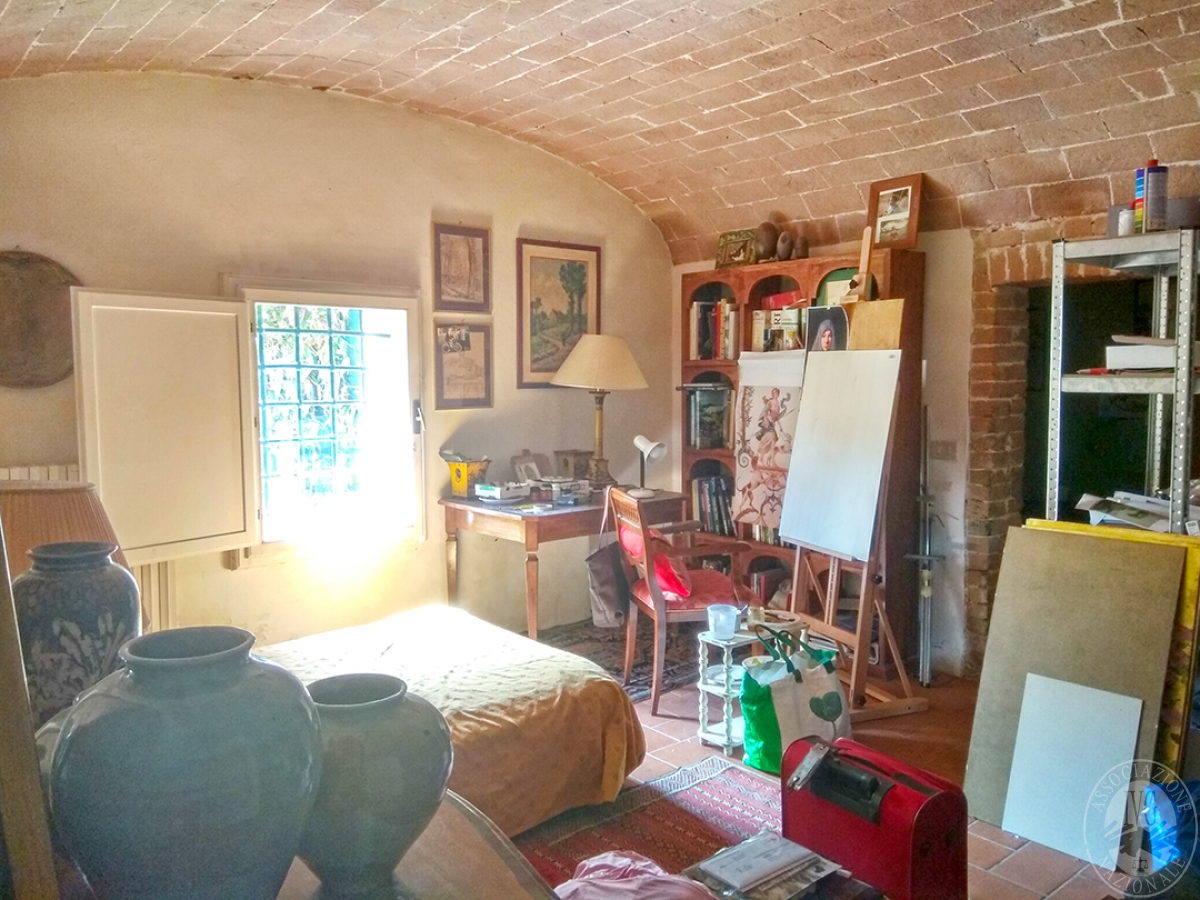 Appartamento in podere a Siena in loc. Lecceto 7