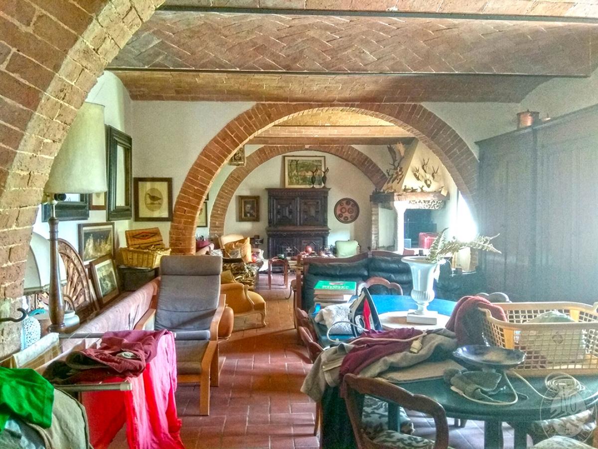 Appartamento in podere a Siena in loc. Lecceto 9