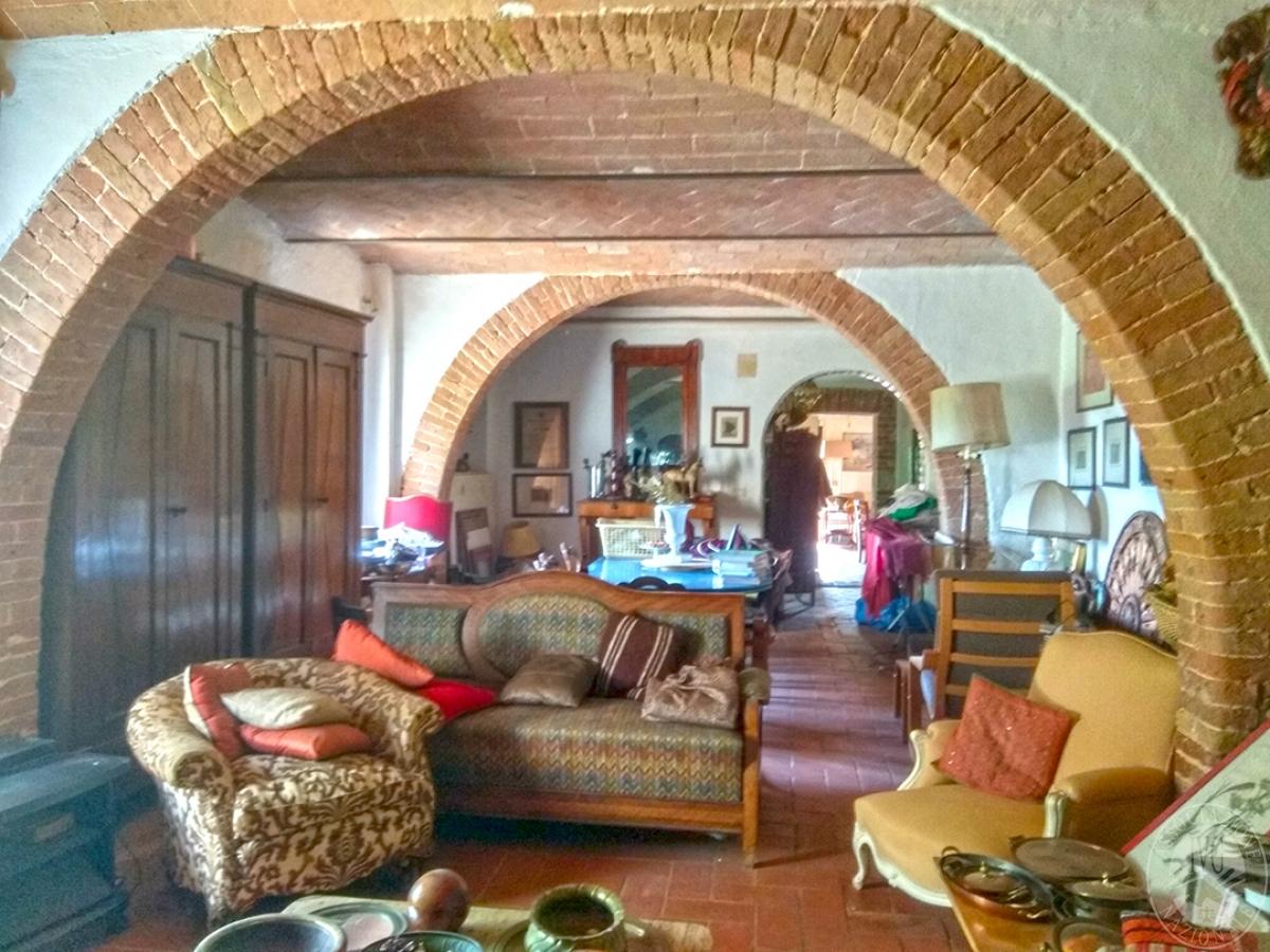 Appartamento in podere a Siena in loc. Lecceto 12