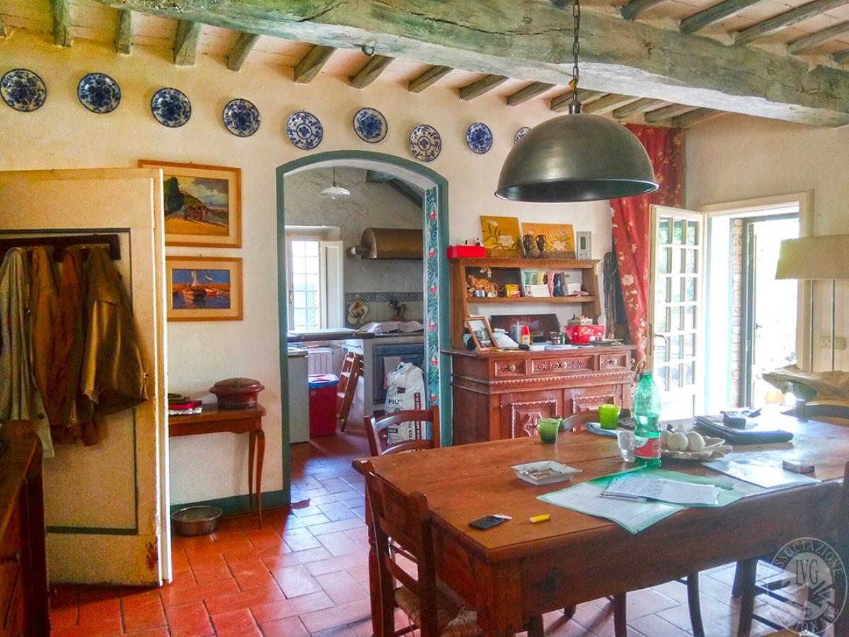 Appartamento in podere a Siena in loc. Lecceto 13