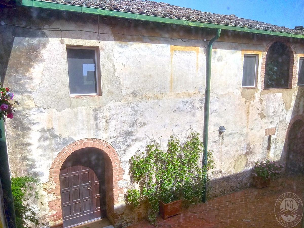 Appartamento in podere a Siena in loc. Lecceto 15