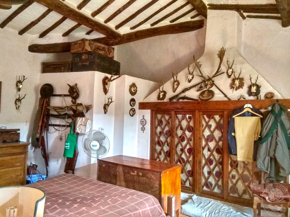 Appartamento in podere a Siena in loc. Lecceto 17