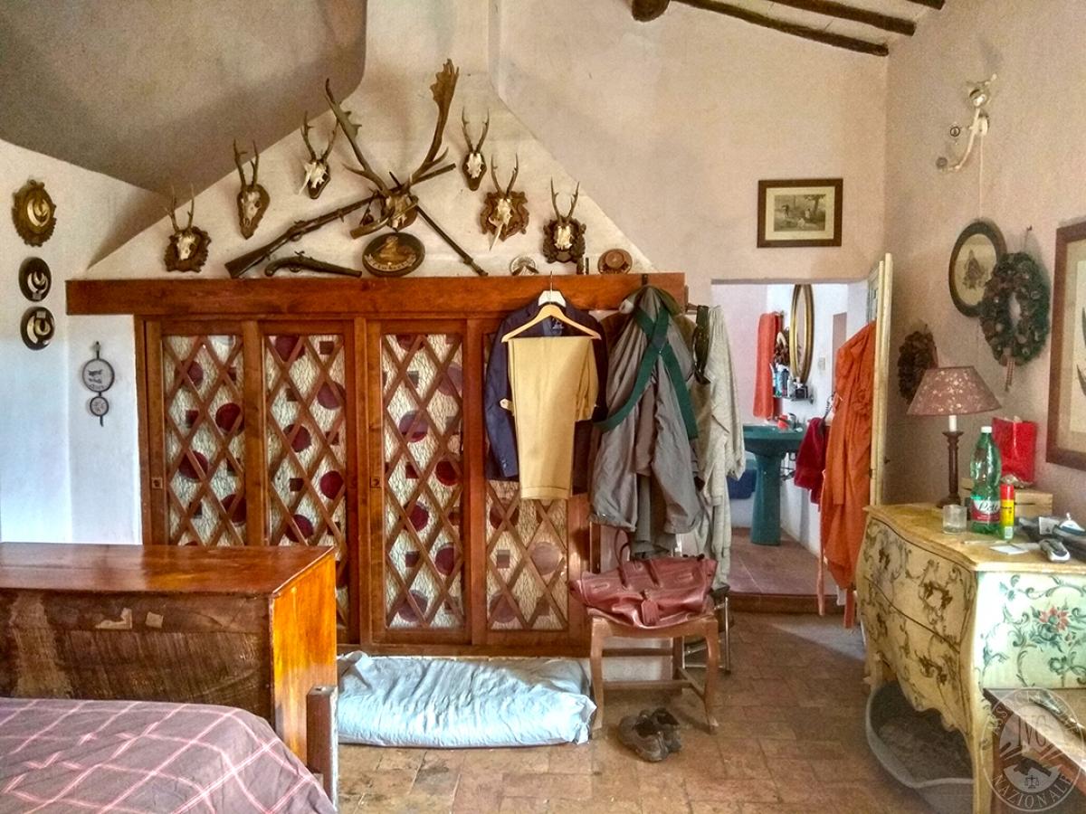 Appartamento in podere a Siena in loc. Lecceto 18