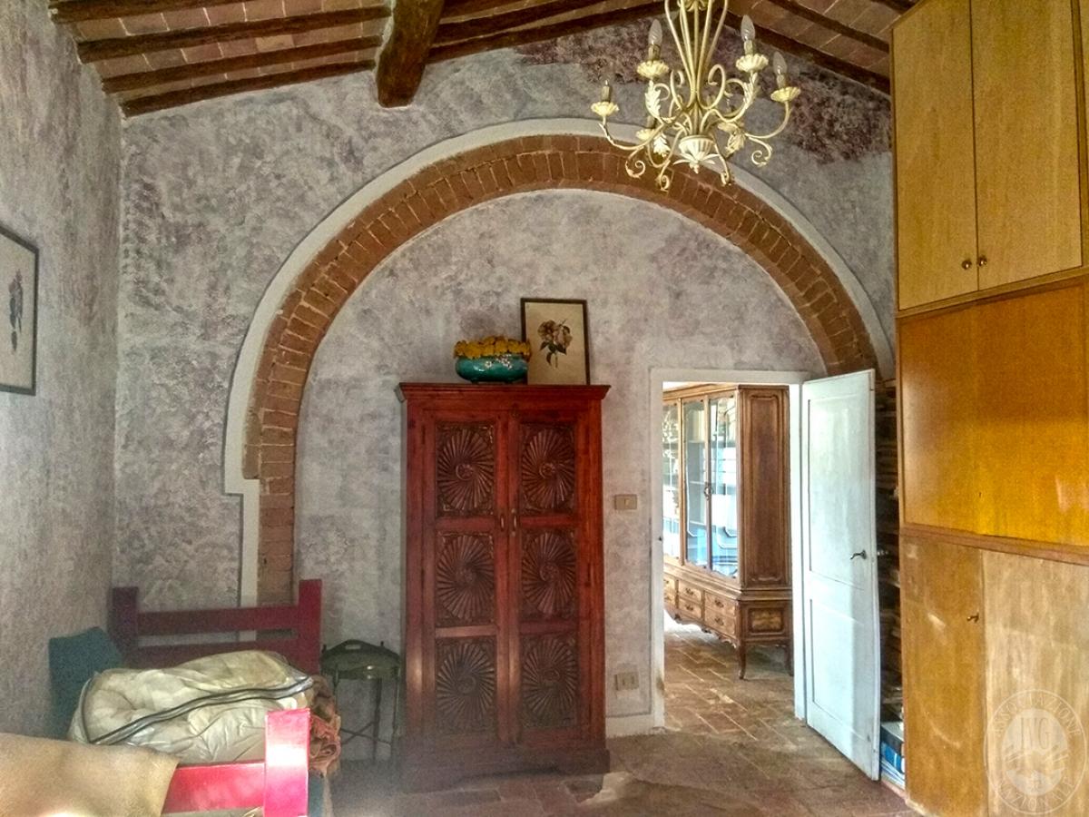 Appartamento in podere a Siena in loc. Lecceto 21