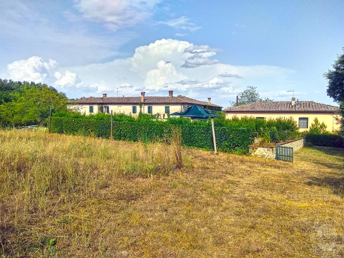 Appartamento in podere a Siena in loc. Lecceto 32