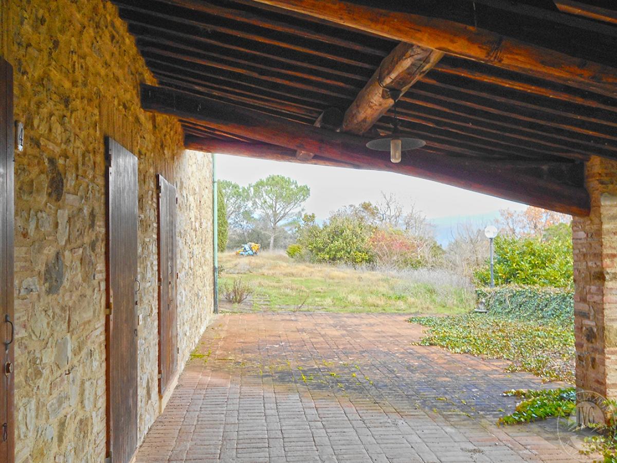 Appartamenti e terreni a Casole d'Elsa in Loc. Monatuto 14