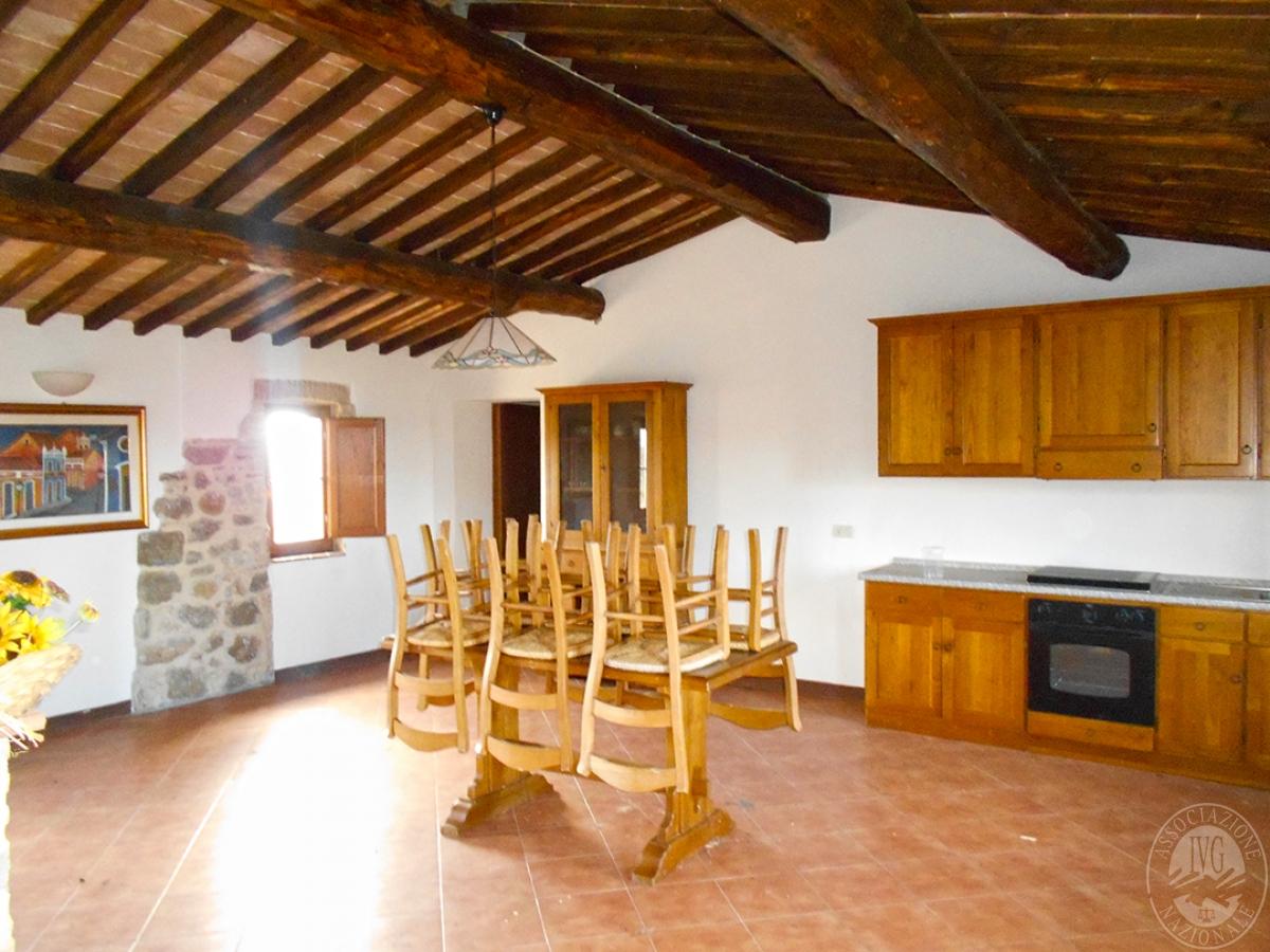 Appartamenti e terreni a Casole d'Elsa in Loc. Monatuto 25