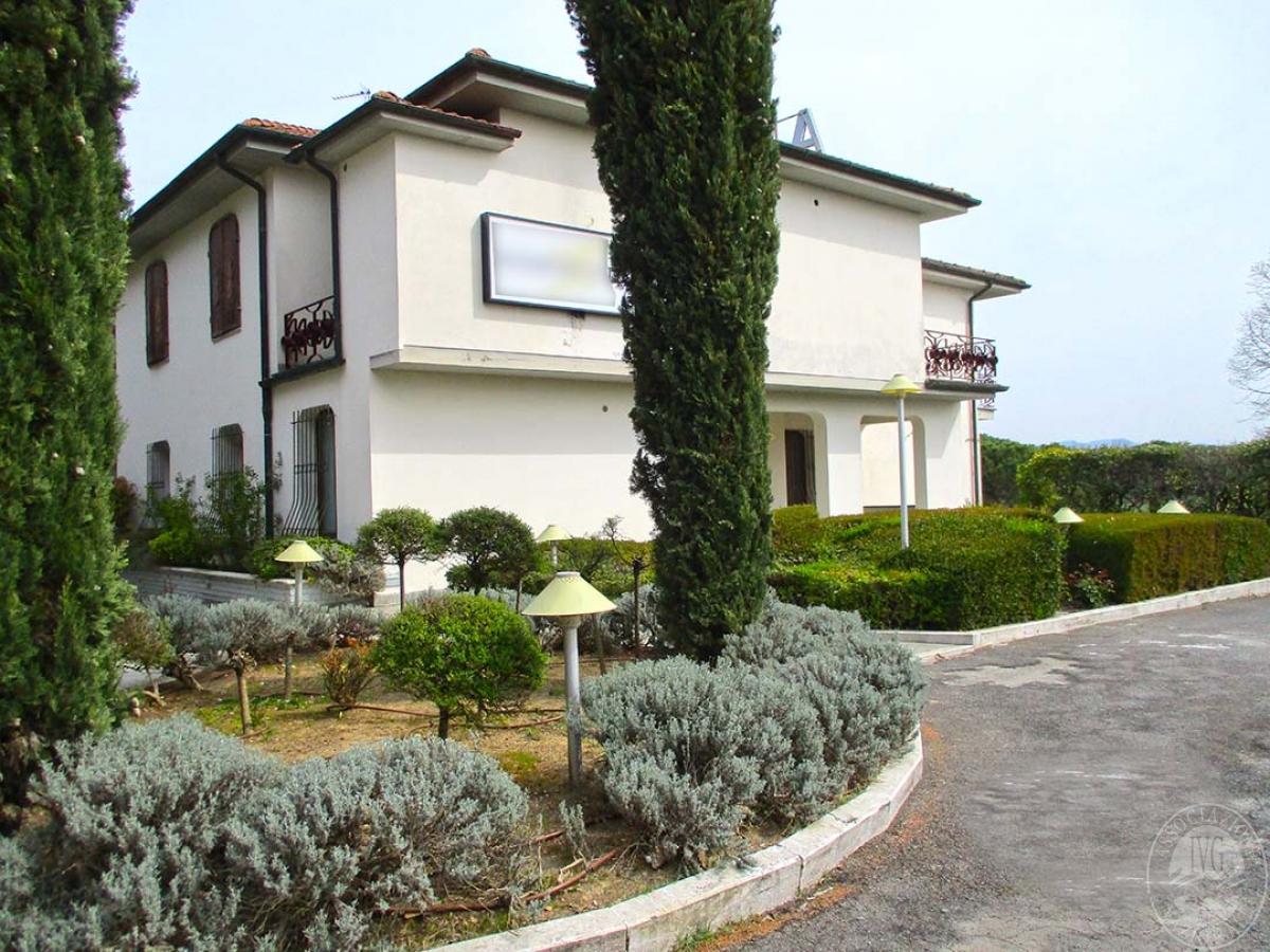 Struttura ricettiva a Monte San Savino in località Vertighe 3