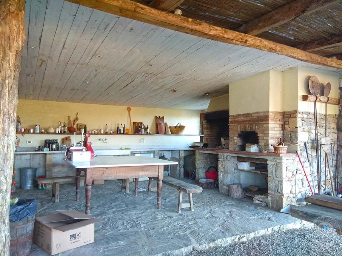Fabbricato agricolo a Gaiole in Chianti in Loc. Poggio San Polo 4