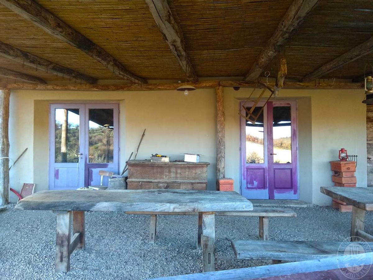 Fabbricato agricolo a Gaiole in Chianti in Loc. Poggio San Polo 3