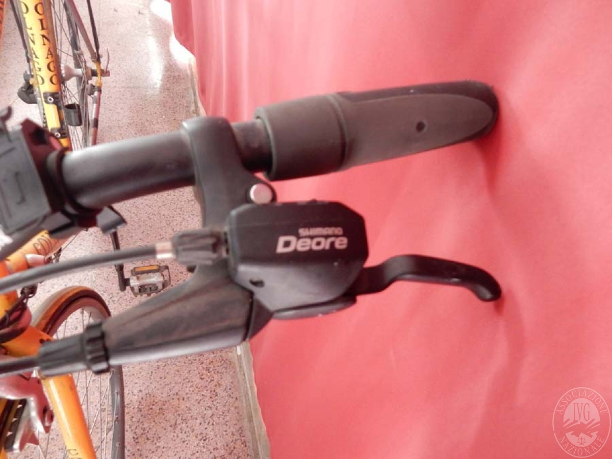 Bicicletta da corsa colore giallo    GARA ONNLINE 1 OTTOBRE 2021 5