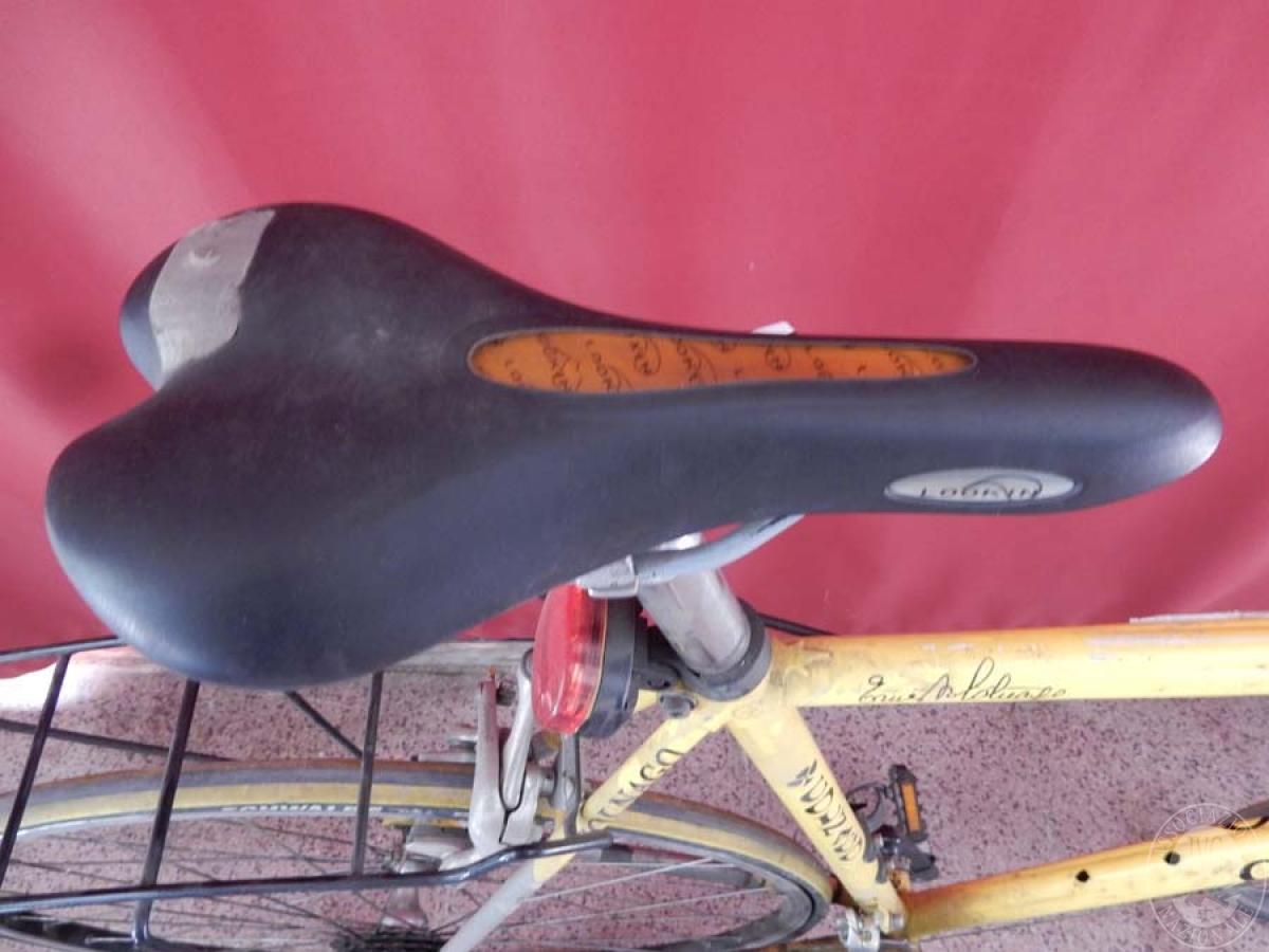 Bicicletta da corsa colore giallo    GARA ONNLINE 1 OTTOBRE 2021 7