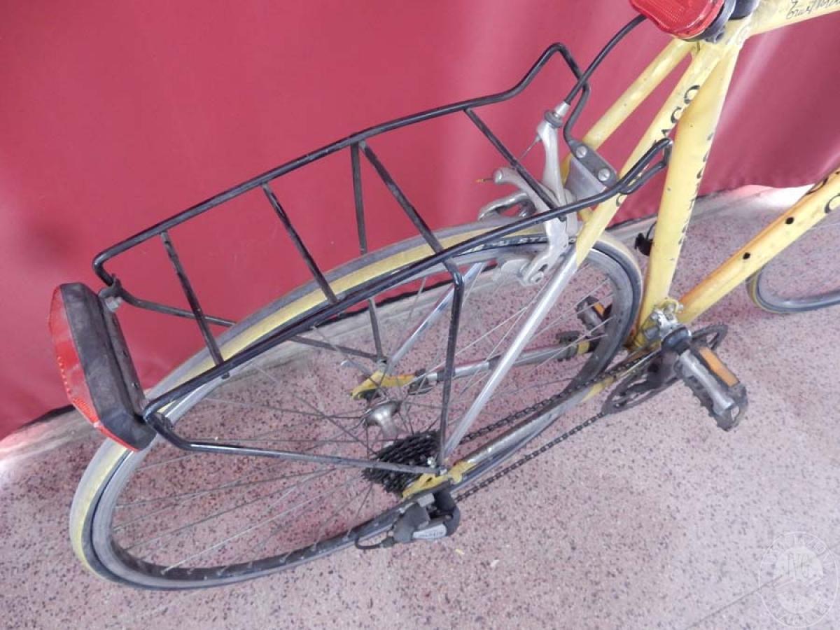 Bicicletta da corsa colore giallo    GARA ONNLINE 1 OTTOBRE 2021 9