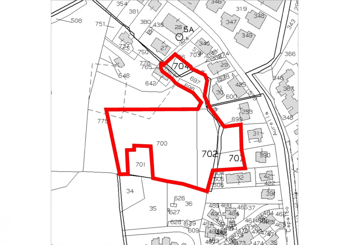 Terreno edificabile a CAPALBIO (GR), Loc. Vignolo - LOTTO 2