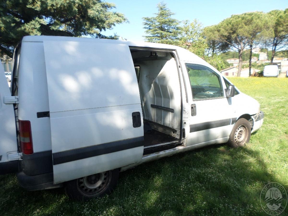 Autocarro Fiat Scudo   GARA ONLINE 22 OTTOBRE 2021 2