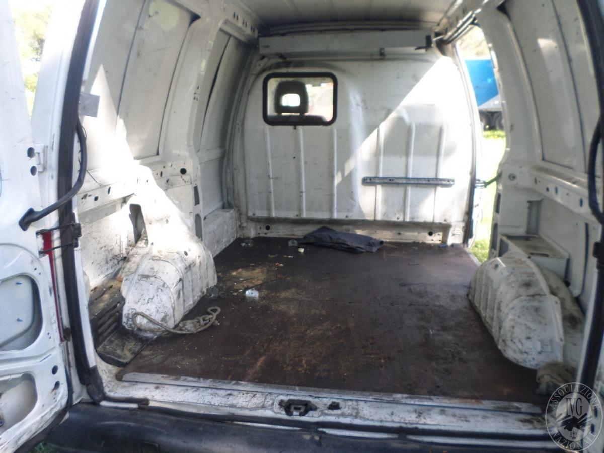 Autocarro Fiat Scudo   GARA ONLINE 22 OTTOBRE 2021 3