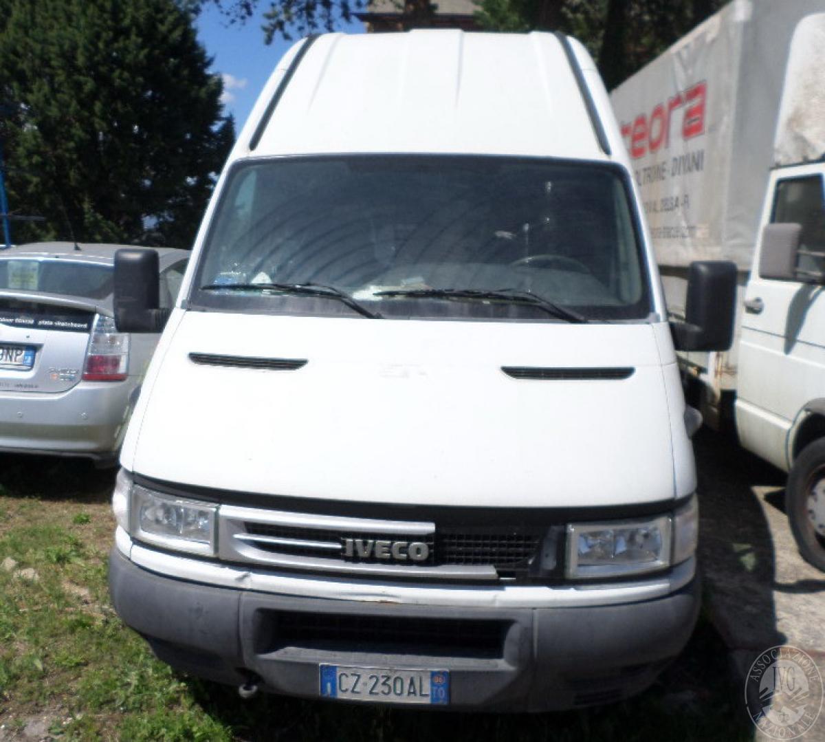 Autocarro Iveco Daily   GARA ONLINE 22 OTTOBRE 2021 0