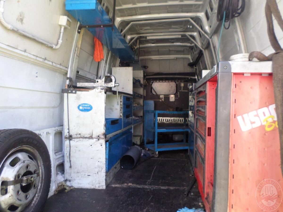 Autocarro Iveco Daily   GARA ONLINE 22 OTTOBRE 2021 4