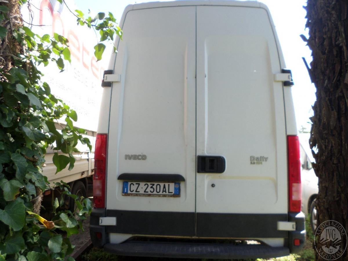 Autocarro Iveco Daily   GARA ONLINE 22 OTTOBRE 2021 3