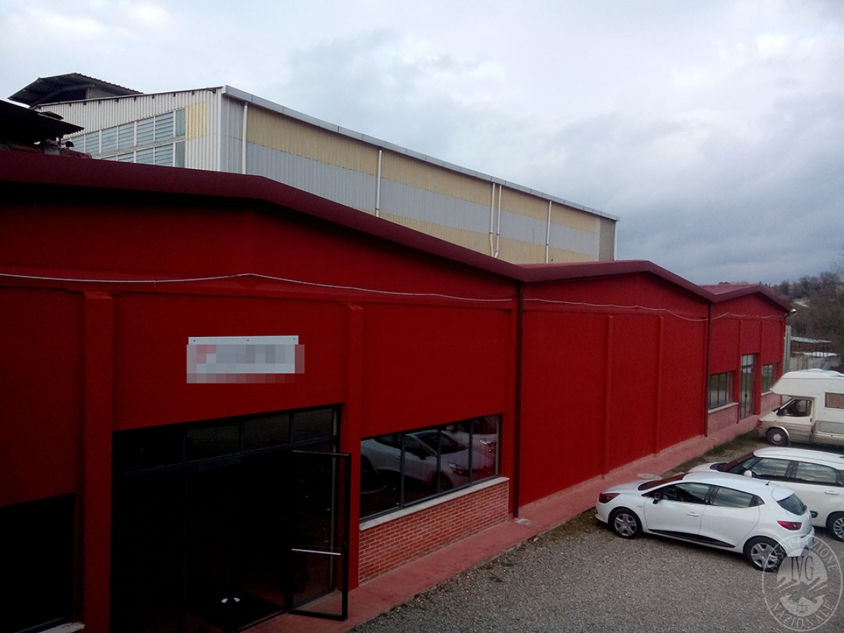 Opificio a Colle di Val d'Elsa in località San Marziale - Lotto 1