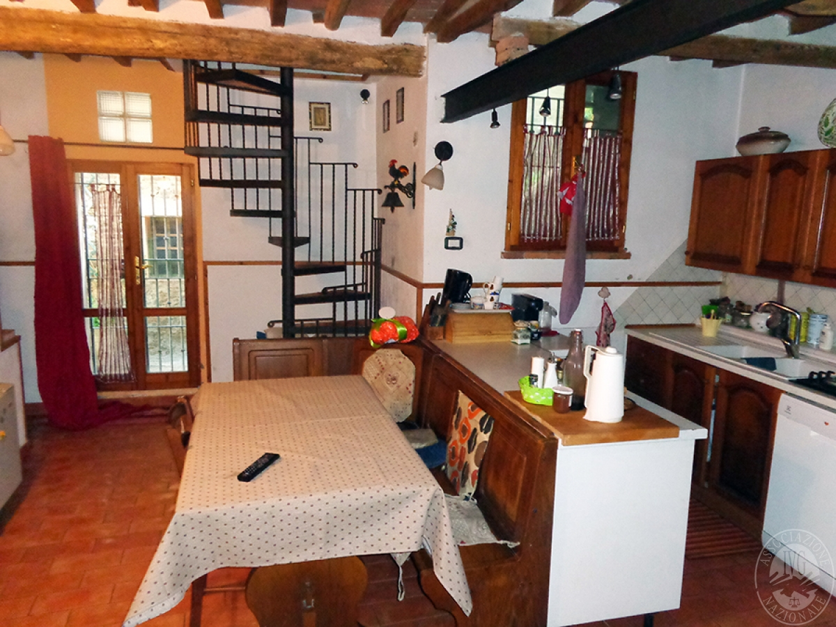 Appartamento a CHIANCIANO TERME in Via Mazzini 14