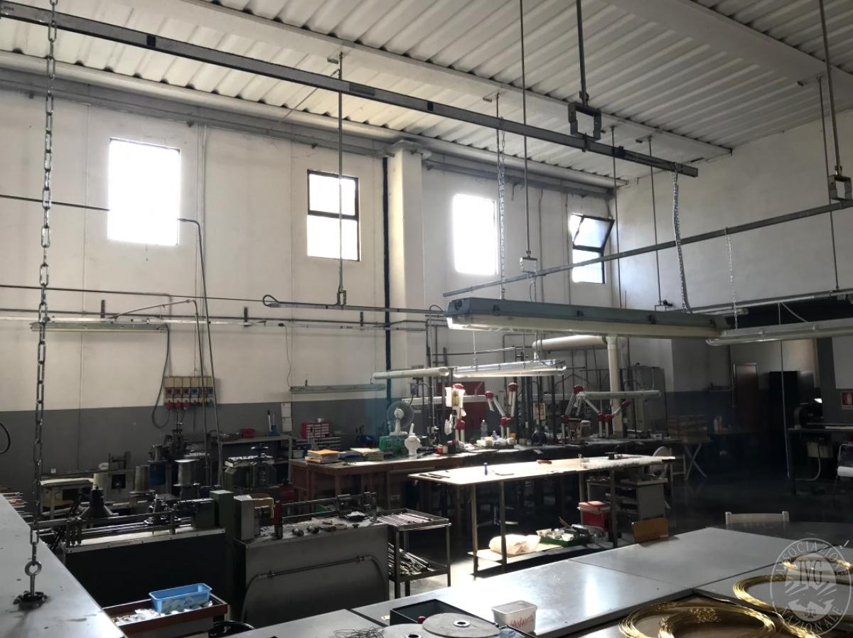 Laboratorio artigianale a CASTIGLION FIBOCCHI, via SETTE PONTI 3