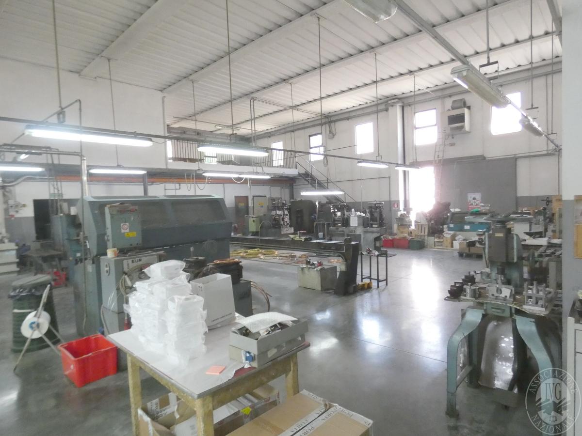 Laboratorio artigianale a CASTIGLION FIBOCCHI, via SETTE PONTI 12