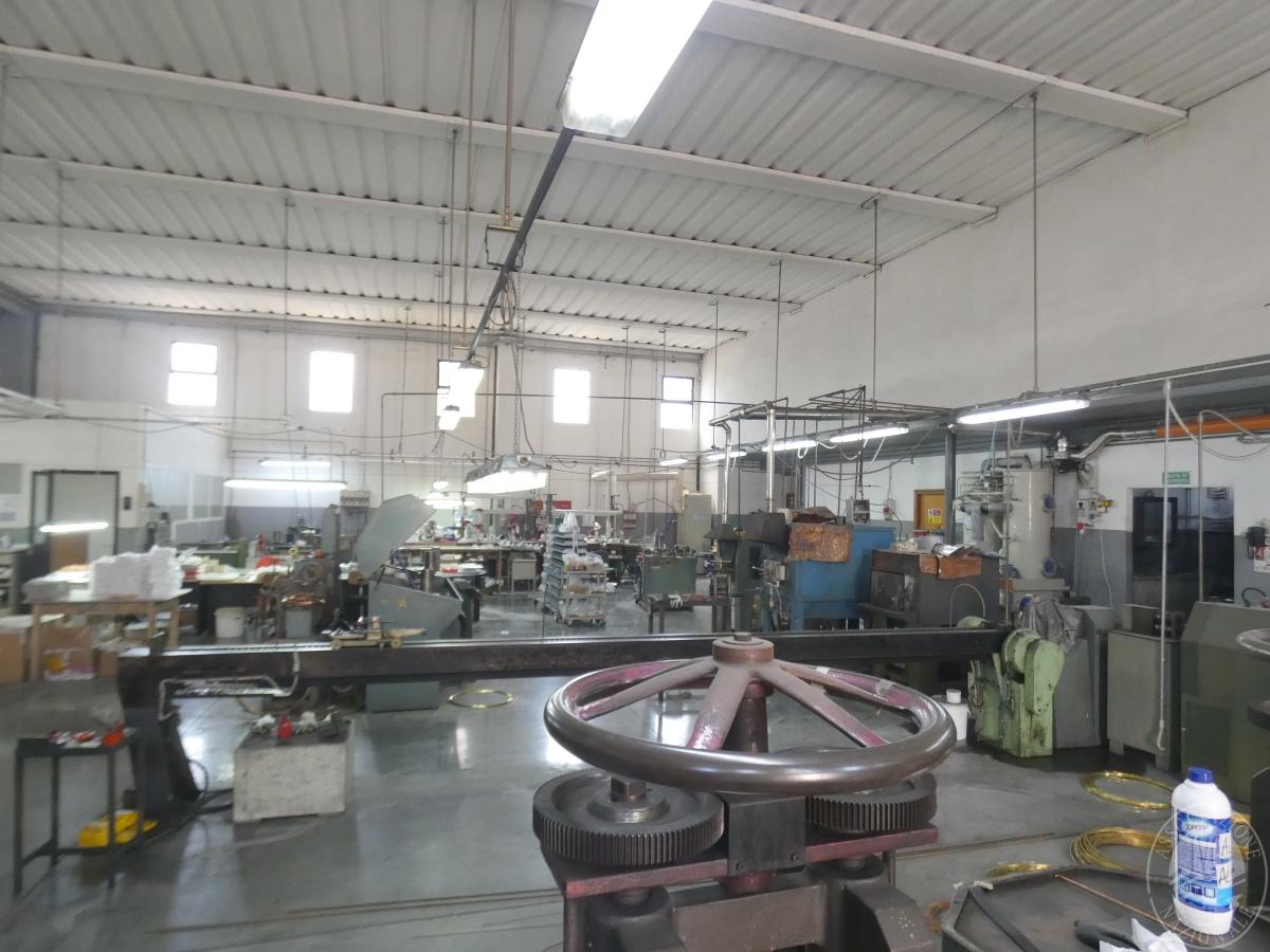 Laboratorio artigianale a CASTIGLION FIBOCCHI, via SETTE PONTI 14