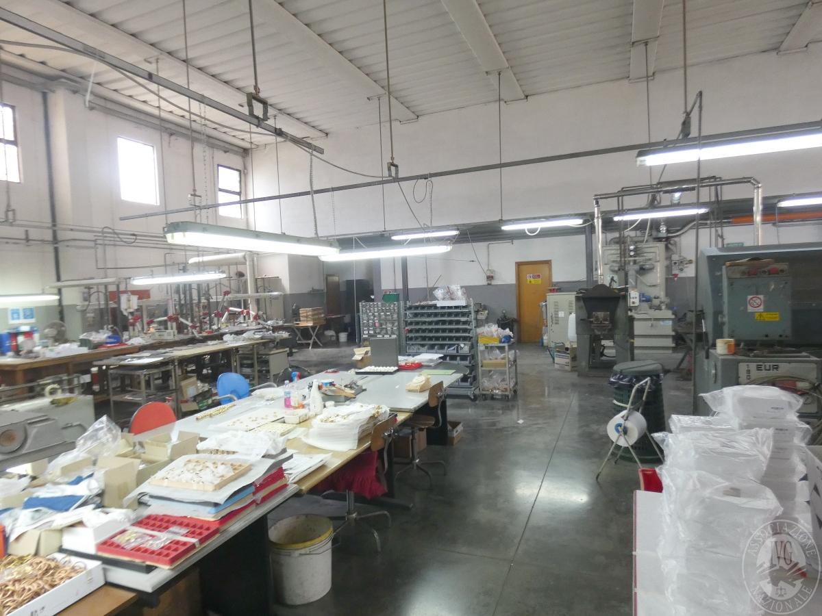 Laboratorio artigianale a CASTIGLION FIBOCCHI, via SETTE PONTI 13