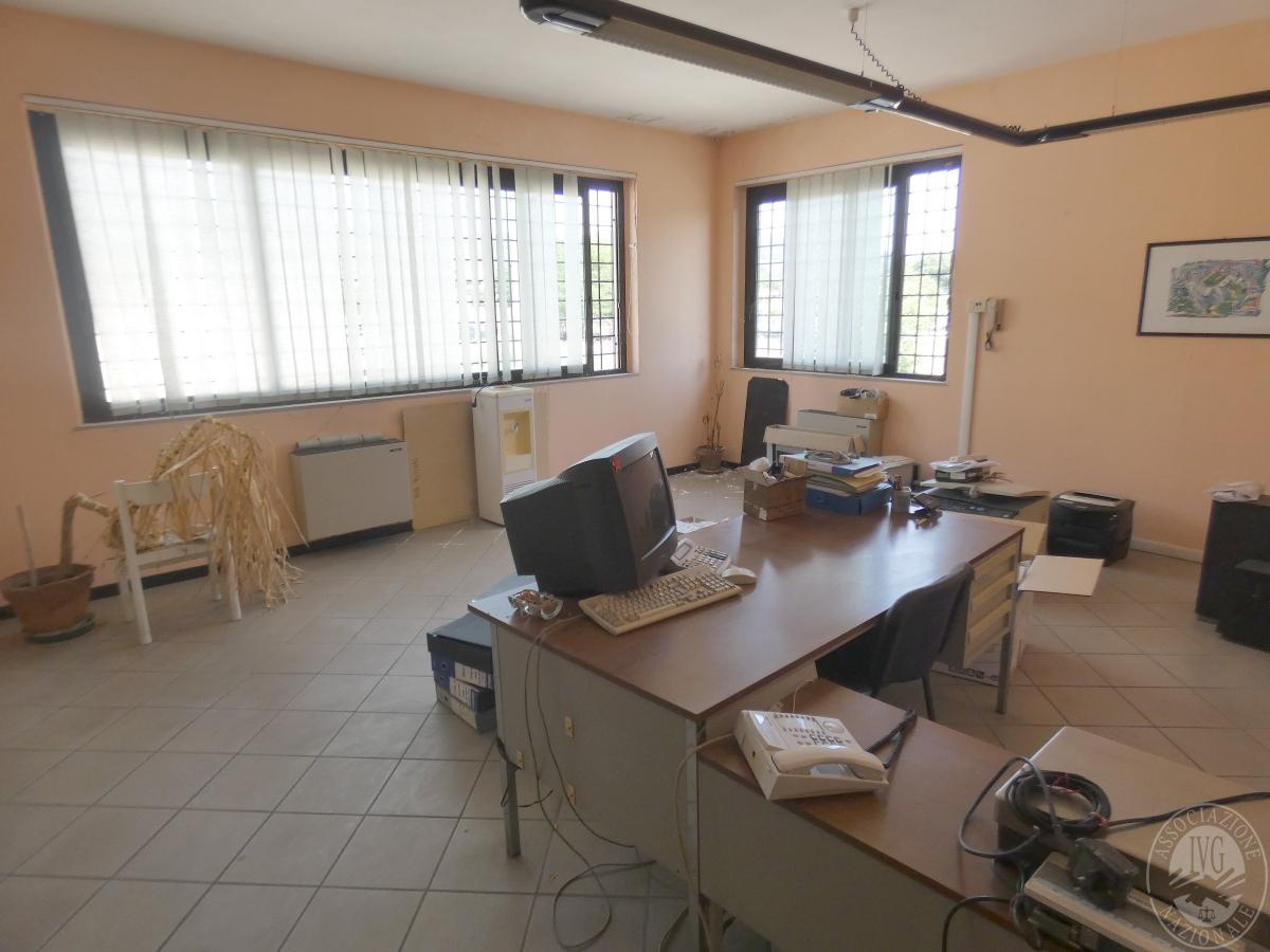 Laboratorio artigianale a CASTIGLION FIBOCCHI, via SETTE PONTI 17