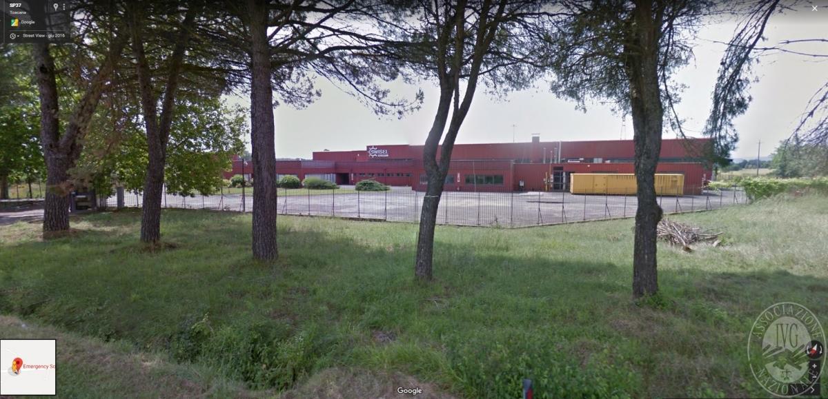 Complesso industriale a SOVICILLE, strada provinciale 37