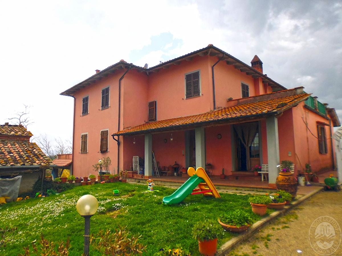 Abitazione con terreni a TERRANUOVA BRACCIOLINI in loc. Sergine