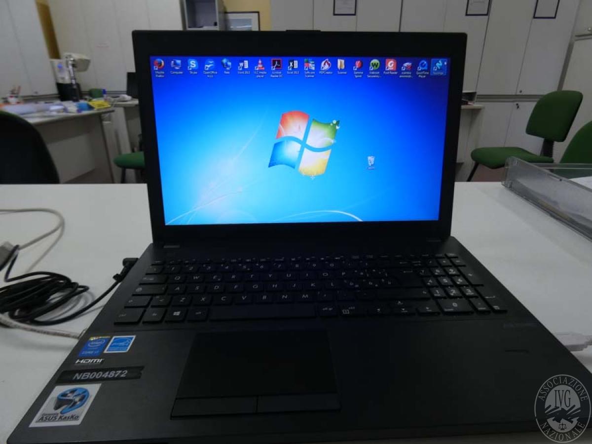 Rif. 5) Computer portatile ASUS     GARA ONLINE 22 OTTOBRE 2021 0