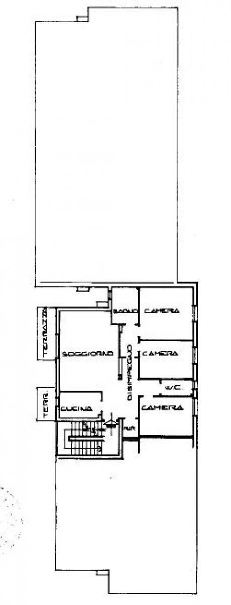 Appartamento a Siena in loc. Taverne d'Arbia 20
