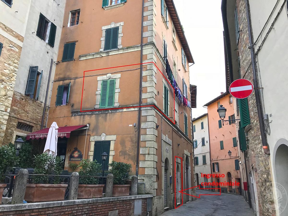 Appartamento a Castelnuovo Berardenga in Via Roma