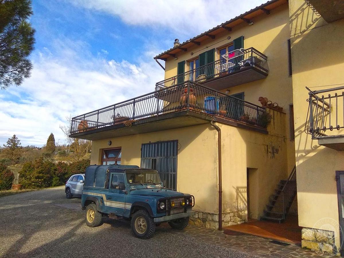 Appartamento a Castellina in Chianti in Via Val d'Elsa