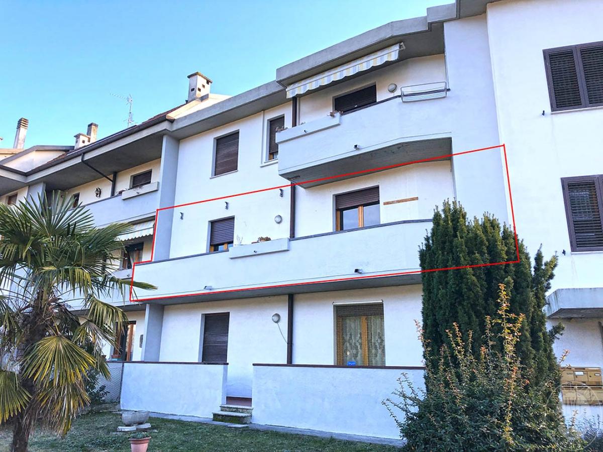 Appartamento a Subbiano in via Fratelli Rosselli
